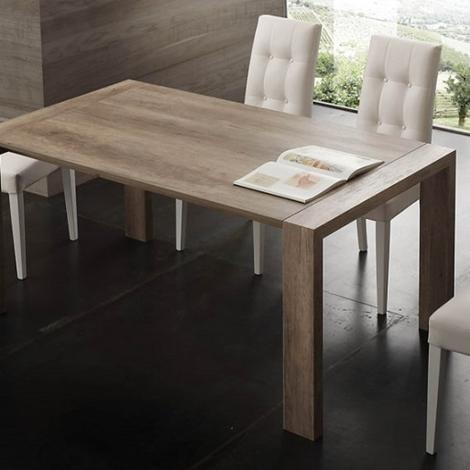 Tavolo moderno allungabile tavolo allungabile moderno la for Tavolo ovale allungabile moderno