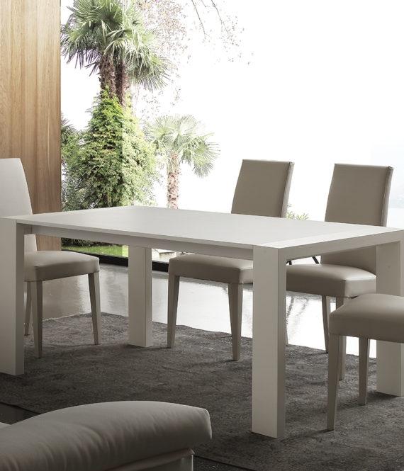Tavolo allungabile moderno la seggiola tavoli a prezzi scontati - Tavolo fratino moderno ...