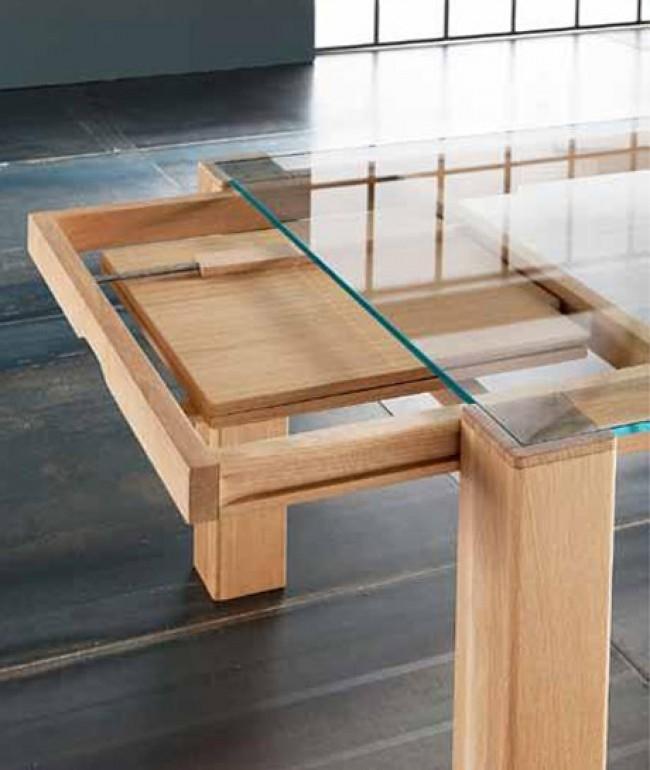 Tavolo alta corte modello sidney tavoli a prezzi scontati for Piani moderni in vetro