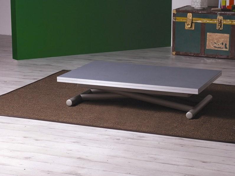 Tavolino Trasformabile In Tavolo Da Pranzo.Tavolo Altacom Modello Universe