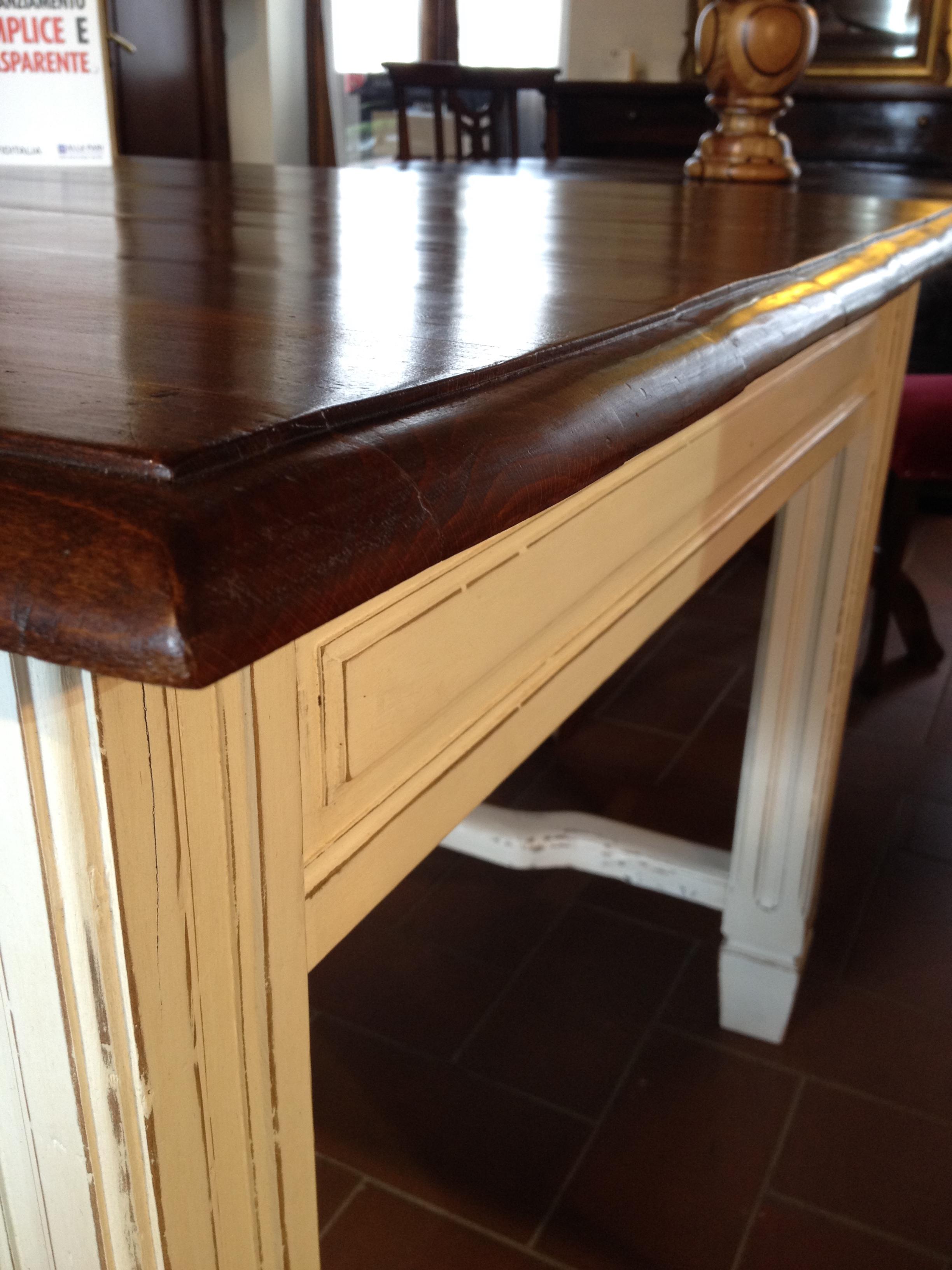 Tavolo tavolo anni 39 40 restaurato scontato del 30 tavoli a prezzi scontati - Tavoli regolabili in altezza prezzi ...