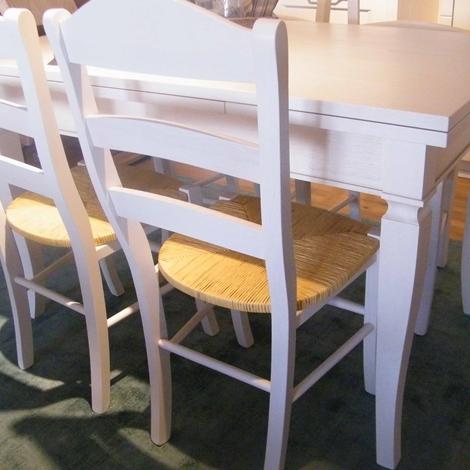 ... decape bianco Rettangolari Allungabili Legno - Tavoli a prezzi