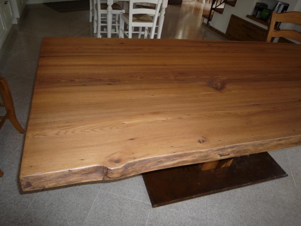 Piano scrivania legno massell - Piano tavolo legno ...