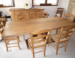 tavolo artigianale 250X110