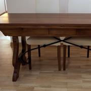 Tavolo e 4 sedie Artigianale - falegnameria
