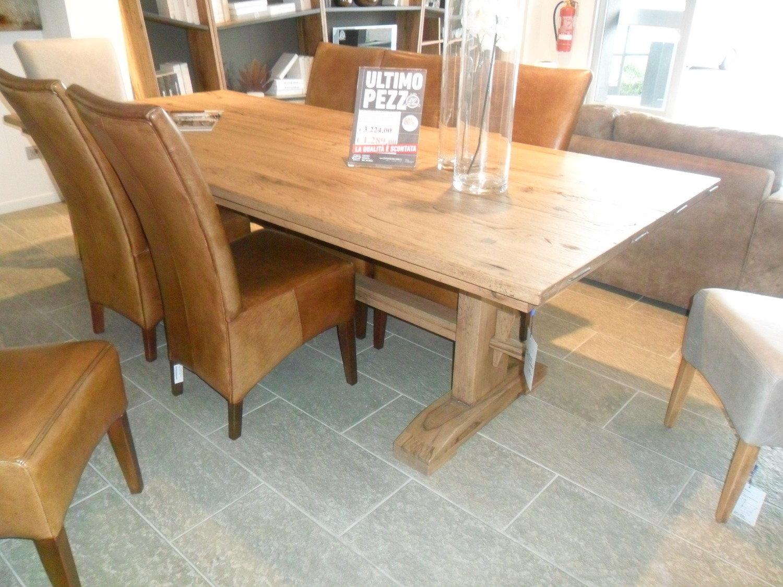 Tavolo artigianale in legno tavoli a prezzi scontati - Tavoli in legno prezzi ...