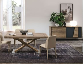 Tavolo Asterion 160 Mottes selection in OFFERTA OUTLET