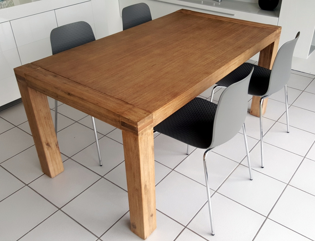Tavoli in legno design for Tavoli in legno allungabili