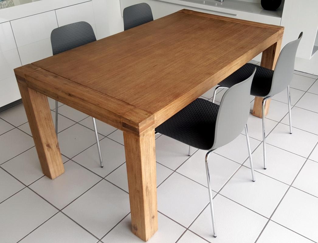 Tavolo bali varo scontato 35 legno allungabile tavoli a for Tavoli allungabili