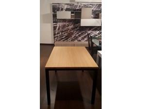 Tavolo Baron Calligaris in legno Allungabile