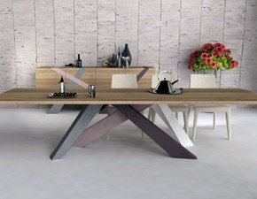 Tavolo Big table Bonaldo in OFFERTA OUTLET