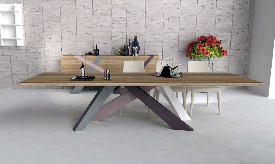 Tavolo bonaldo modello big table tavoli a prezzi scontati for Tavoli design outlet