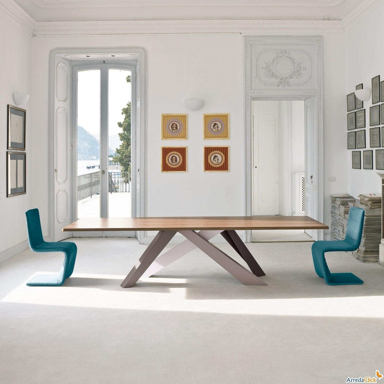 Tavolo bonaldo modello big table tavoli a prezzi scontati for Muebles italianos marcas