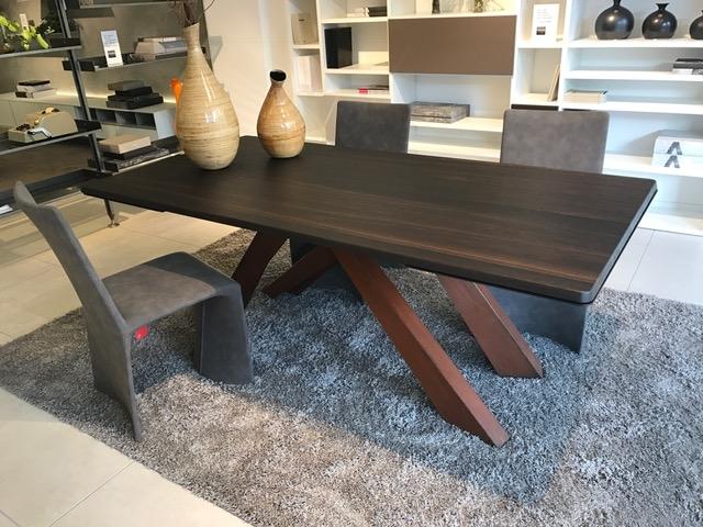 tavolo bonaldo big table 100x200 rovere termotrattato allungabile tavoli a prezzi scontati. Black Bedroom Furniture Sets. Home Design Ideas