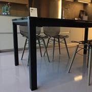 Dettaglio gamba tavolo Bonaldo