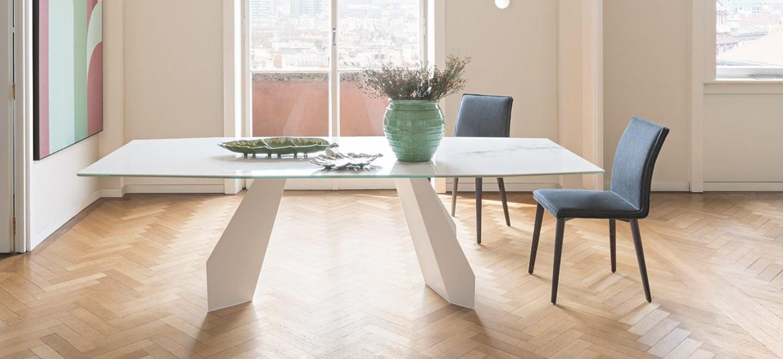Tavolo bonaldo modello origami tavoli a prezzi scontati - Tavolo stile scandinavo ...