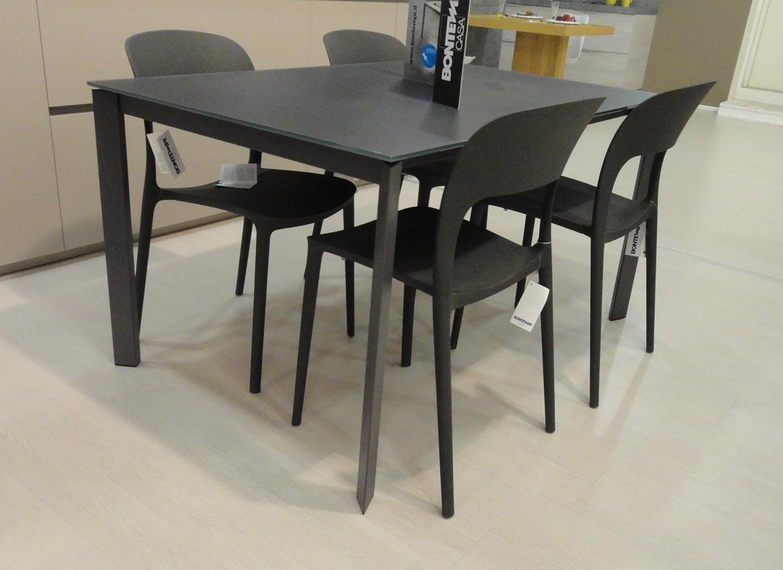 Tavolo bontempi casa dublino scontato del 40 tavoli a prezzi scontati - Dimensioni tavolo biliardo casa ...