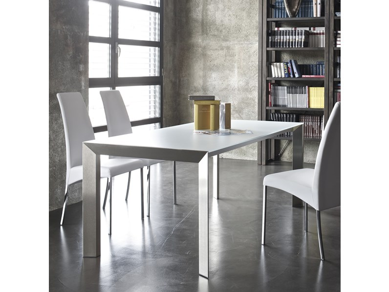 Bontempi casa tavolo genio scontato del 35 for La forma tavoli