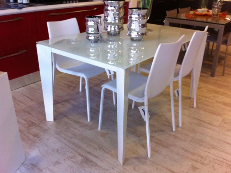 Bontempi casa tavolo cruz allungabili tavoli a prezzi for Bontempi arredamenti