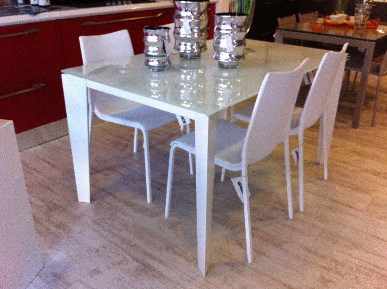 bontempi casa tavolo cruz allungabili tavoli a prezzi