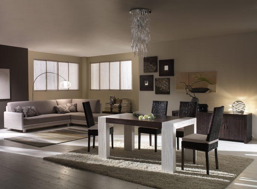 Tavoli cucina allungabili moderni perfect tavolo for Tavolo eclipse legno di ozzio design