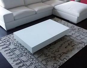 Tavolo Box Ozzio in vetro Allungabile