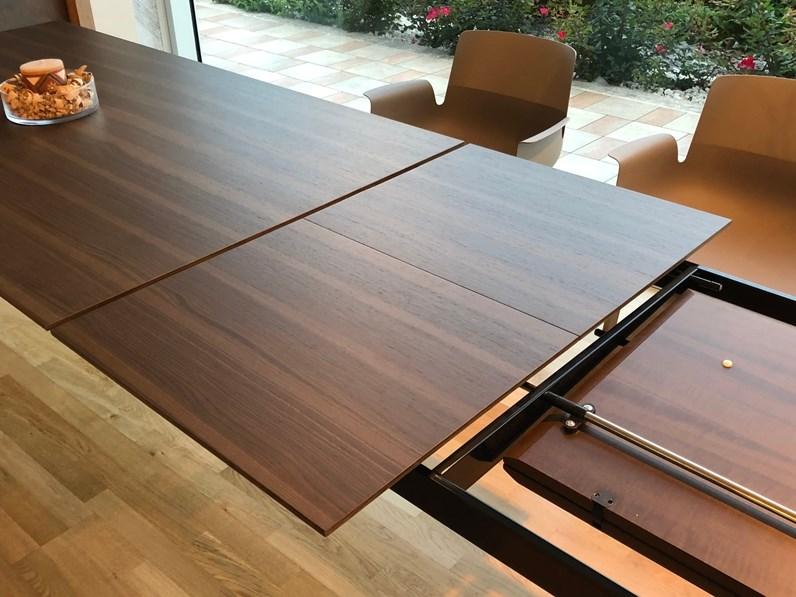 Tavolo Calligaris modello omnia wood xl PREZZI OUTLET