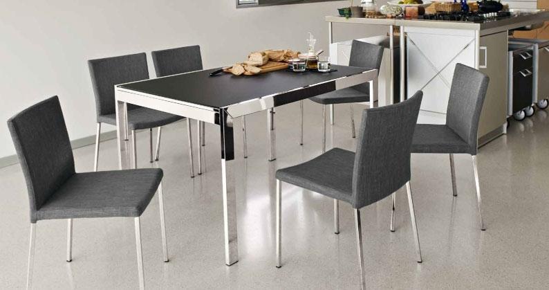 Calligaris tavolo key allungabile tavoli a prezzi scontati - Tavolo calligaris in vetro ...