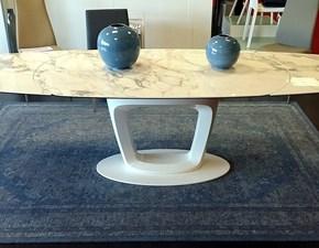 Tavolo stones modello kyoto for Tavolo ovale calligaris