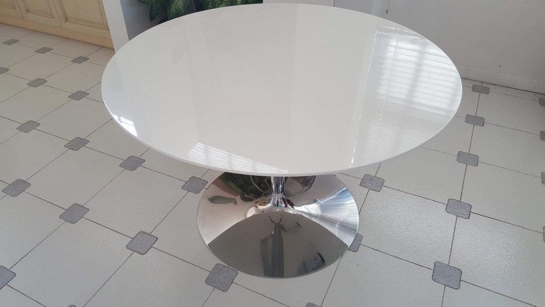 Tavolo calligaris planet scontato del 29 tavoli a for Calligaris tavolo rotondo