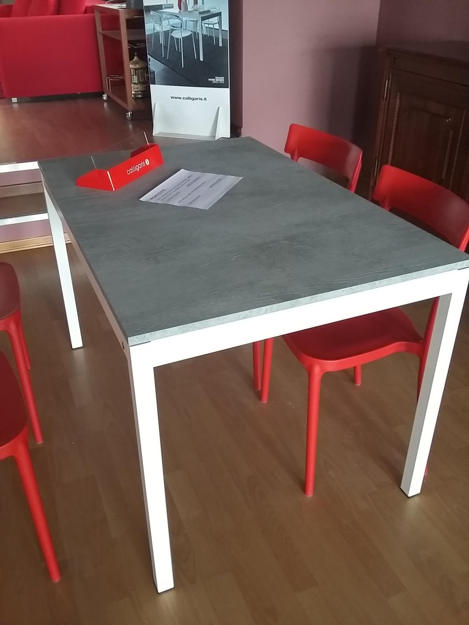 tavolo calligaris snap rettangolari tavoli a prezzi scontati