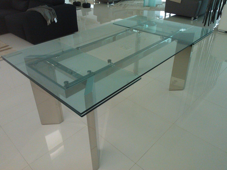 Tavolo calligaris sottocosto tavoli a prezzi scontati - Tavolo calligaris in vetro ...