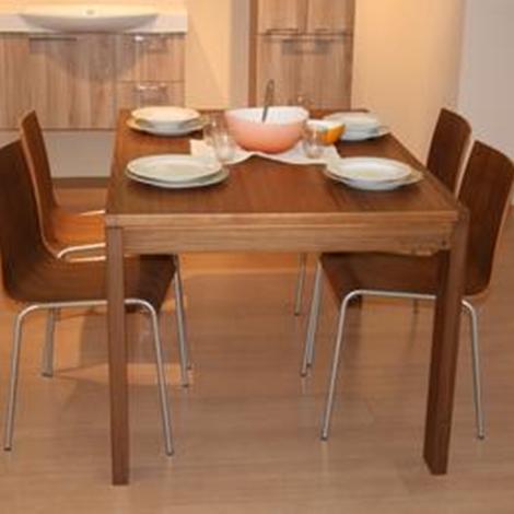 Tavolo calligaris tavolo vero cs 400 lr rettangolari - Tavolo vetro allungabile calligaris ...
