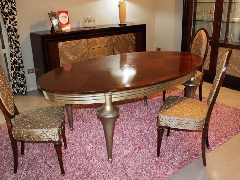 Tavolo e sedie cantiero toile for Scotti arredamenti nola