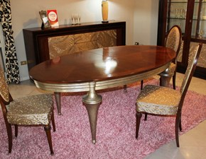 Cantiero Ètoile tavolo Ovale e sedie
