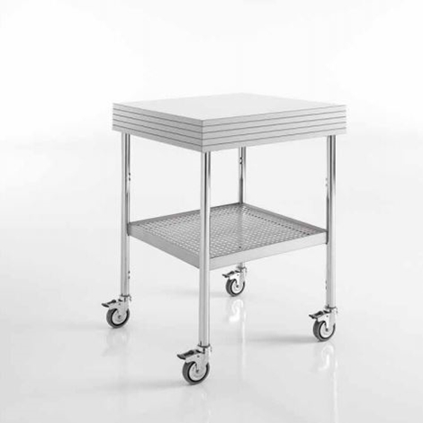 Tavolo carrello italcomma modello multiplo kit tavoli a for Portafoto multiplo da tavolo