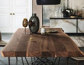 Tavolo Cattelan Gordon deep wood PREZZI OUTLET