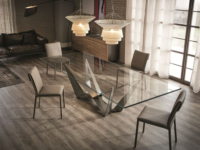 Tavolo cattelan modello skorpio for Outlet tavoli design