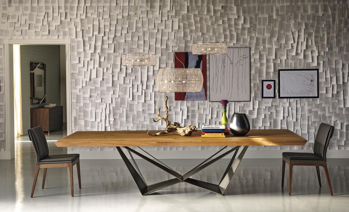 Tavolo cattelan skorpio wood tavoli a prezzi scontati - Tavoli regolabili in altezza prezzi ...