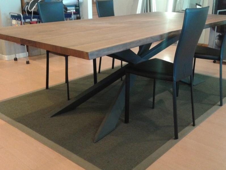 Tavolo cattelan modello spyder tavoli a prezzi scontati for Dimensione casa arredamenti