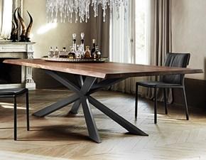 Tavolo Cattelan Spyder Wood