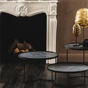Cattelan Tavolino Billy keramik  finitura Ardesia