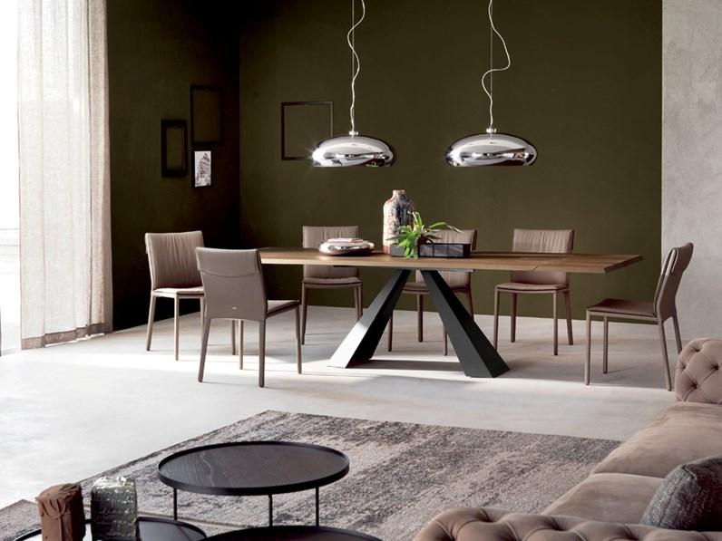 Tavolo cattelan tavolo eliot wood drive cattelan italia for Rb arredamenti