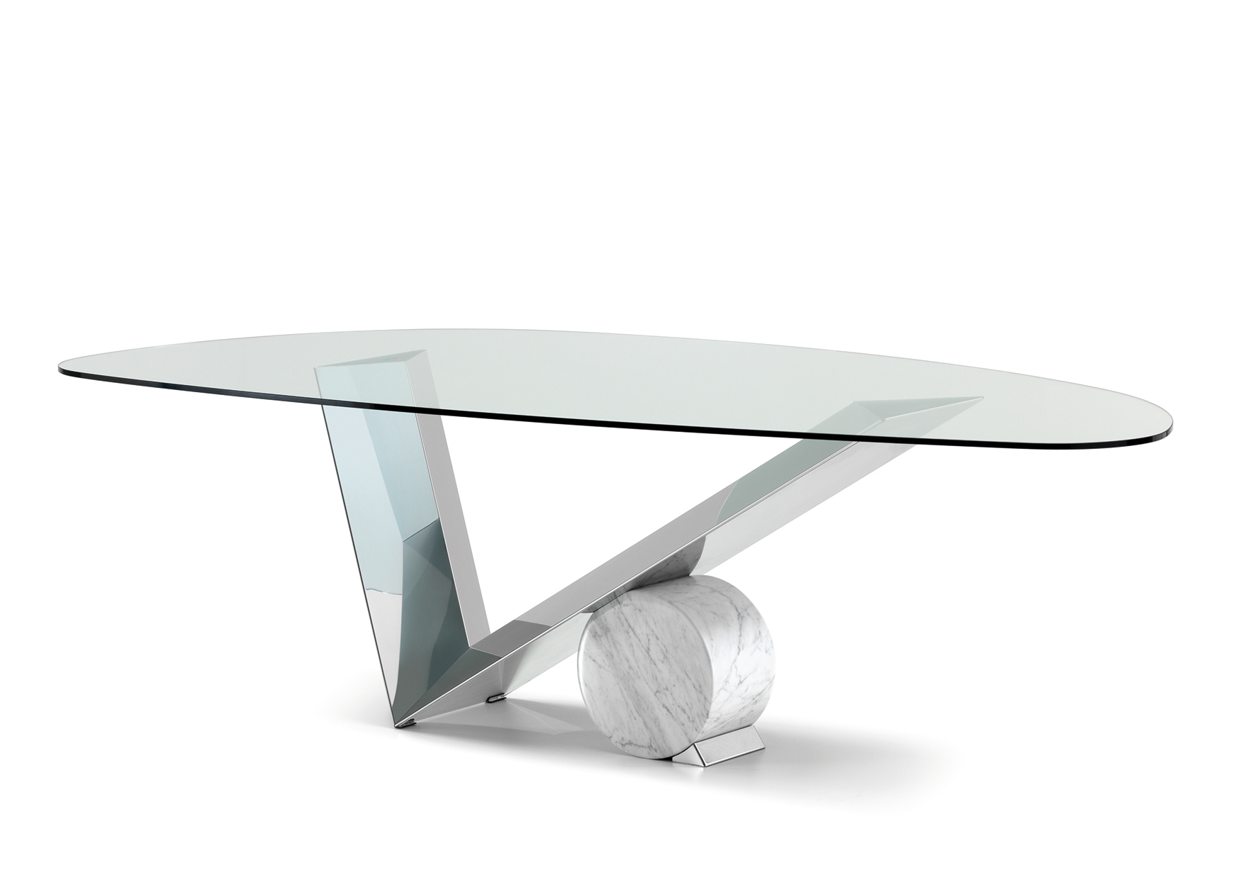 tavoli consolle cattelan: sedia margot cattelan italia. - Tavolino Design Gambe Legno Atari Cattelan