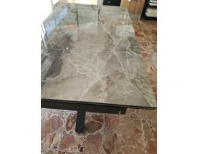 Tavolo Ceramica1 Stones in OFFERTA OUTLET