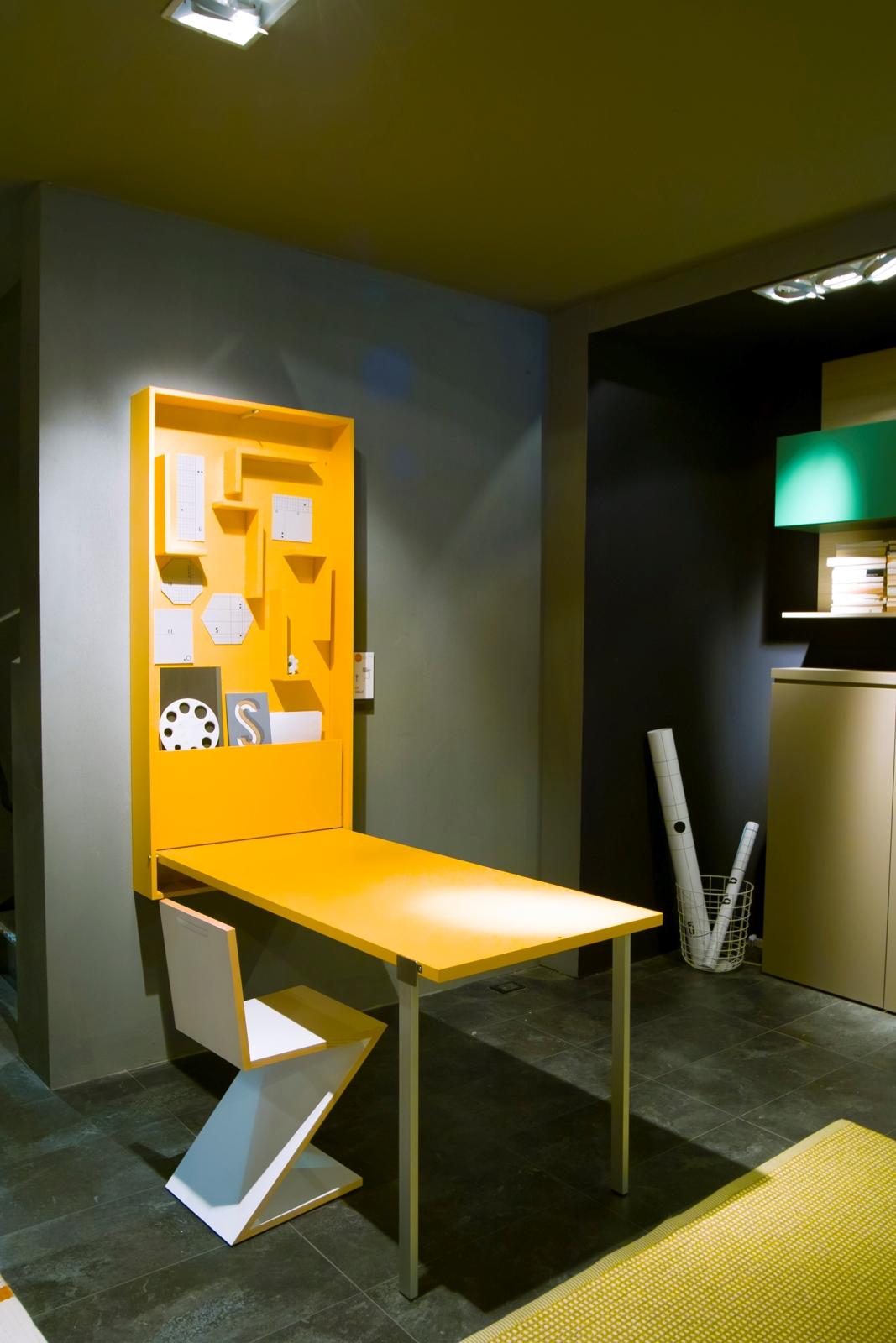 Promozione Sul Nuovo Sconti Ll Tavolo A Scomparsa Wally Di Clei Con #C08D0B 1067 1600 Ikea Tavoli A Muro