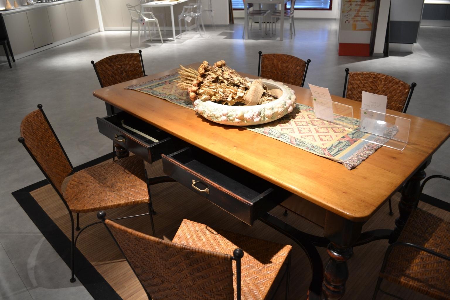 Tavolo con 6 sedie tavoli a prezzi scontati - Faber mobili prezzi ...