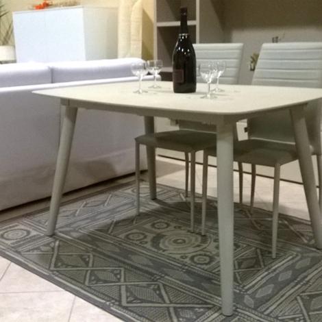 Tavolo Da Cucina Zamagna Con Il Piano In Vetroceramica