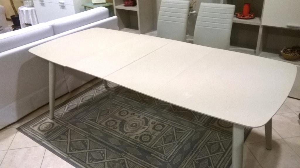Tavolo da cucina zamagna con il piano in vetroceramica - Cucina vetroceramica ...