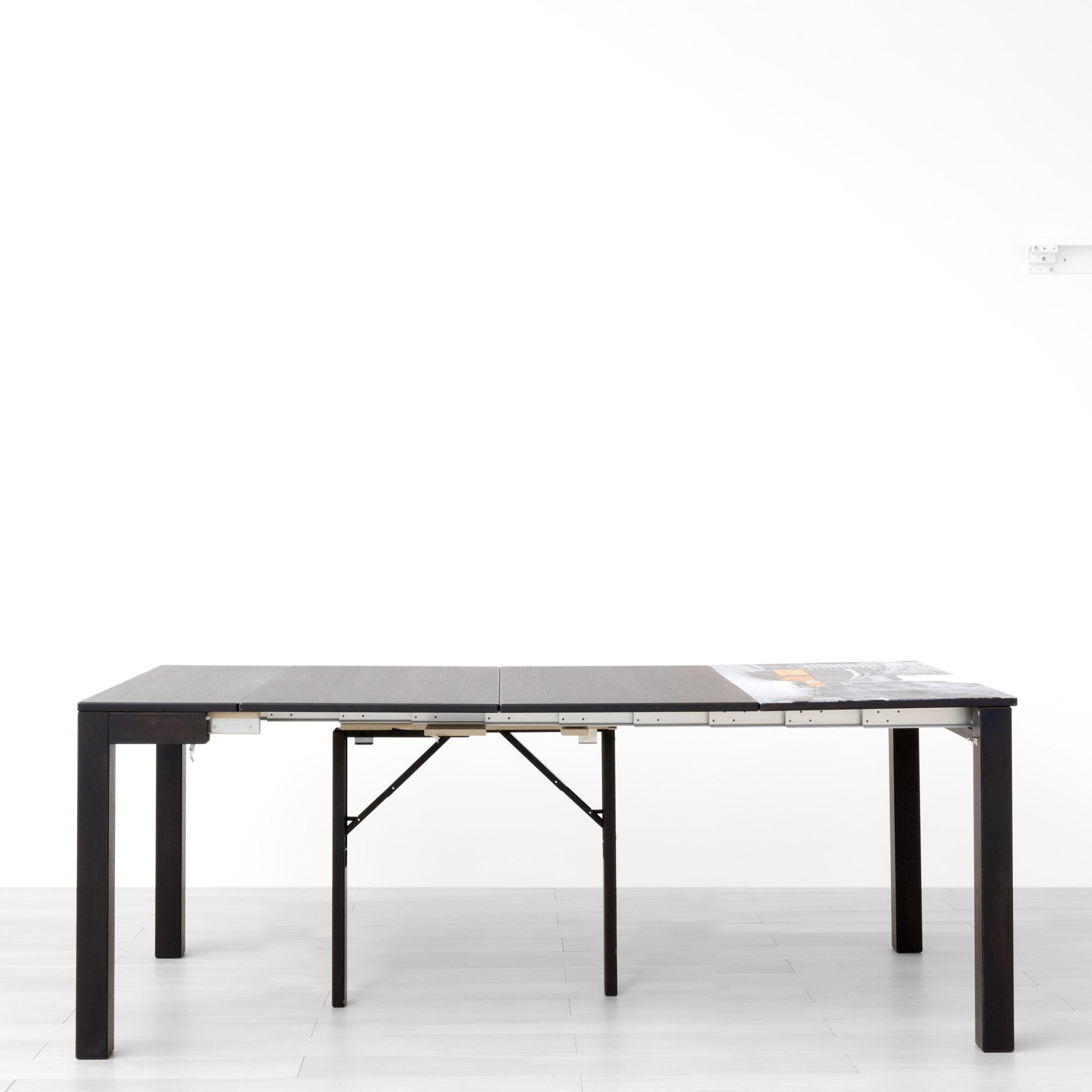 Tavolo consolle allungabile 10 posti tavoli a prezzi - Tavolo piccolo allungabile ...